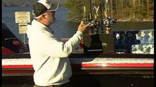 Rod Steward Ultimate Fishing Rod Storage