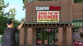Gamestop Closing Hundreds Of Stores! Will Yours Be Next?