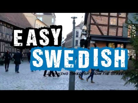 Easy Swedish 1 - Typical Swedish