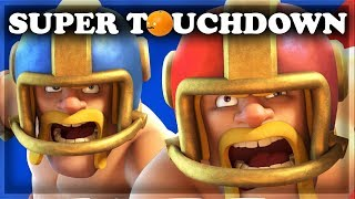 Super Touchdown | Clash Royale 🍊
