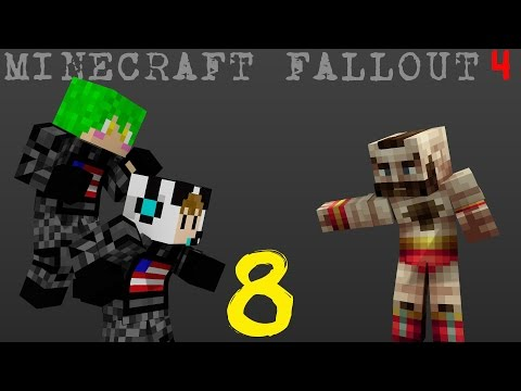 """Minecraft : FALLOUT! """"CHALLENGING THE LEADER!"""" [S1 E8] (Minecraft Fallout 4 Roleplay)"""