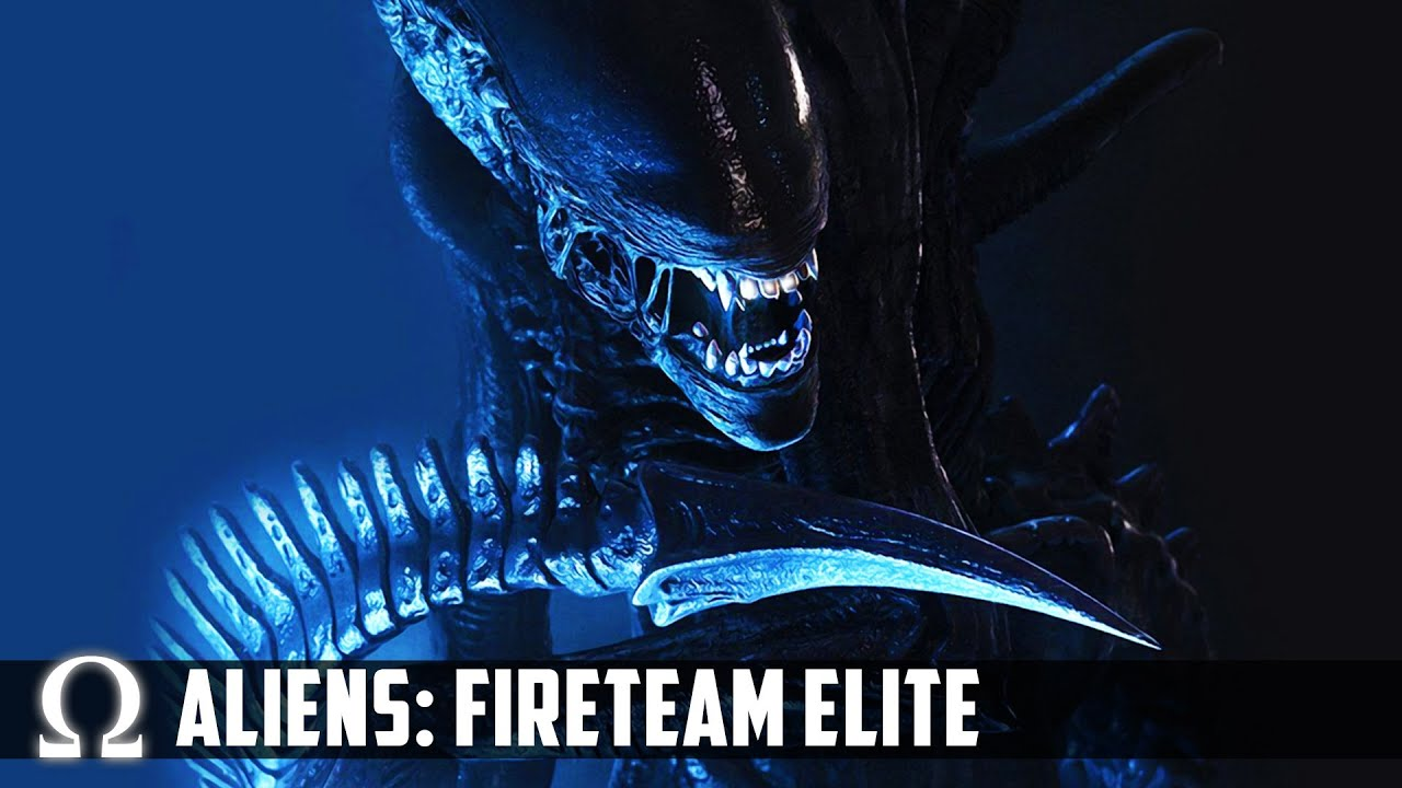 A NEW ALIENS GAME is FINALLY HERE!   Aliens: Fireteam Elite SCARY XENOMORPHS!