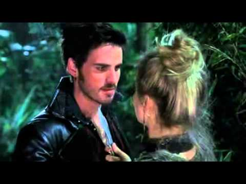 Tinkerbell & Hook Scene 3x11 Once Upon A Time