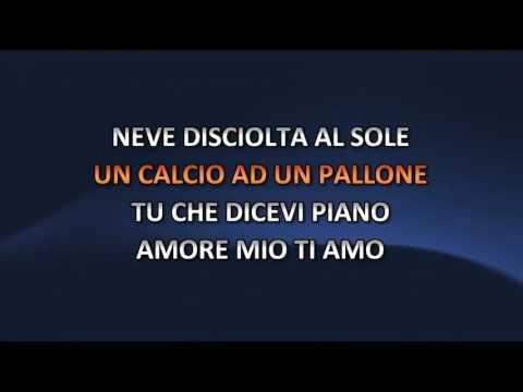 Massimo ranieri erba di casa mia video karaoke youtube for Massimo ranieri erba di casa mia