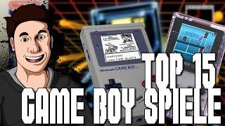 Meine Top 15 Gameboy (Color) Spiele - gutelaunetyp