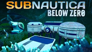 Subnautica Below Zero 32 | Crystal Caves und Omega Base | Gameplay thumbnail