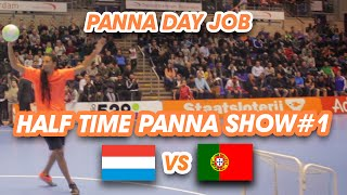 Futsal Panna Showtime Netherlands VS Portugal - Panna Day Job 1