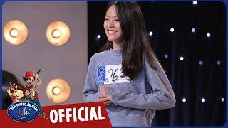 vietnam idol kids 2017 - tap 1 - huong giang nguyen ha minh chau