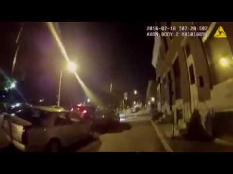 Driver slams into Baltimore cop car while playing Pokemon Go