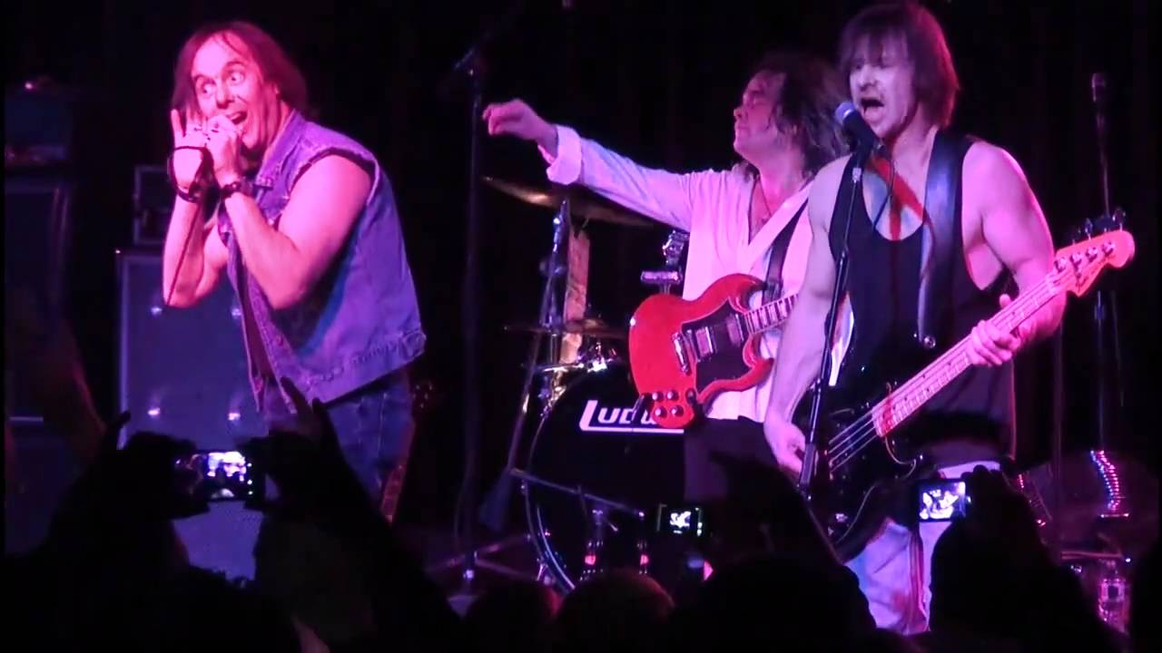 """""""Highway to Hell"""" by OVER/DOSE: THE AC/DC TRIBUTE BAND ..."""