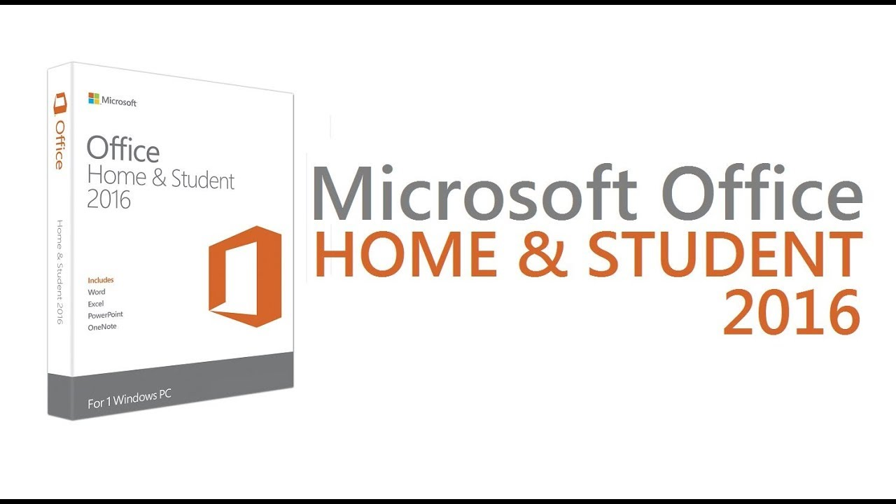 be16d71d6 How to Install Office Home and Student 2016 With Product Key - YouTube