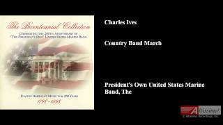 Charles Ives, Country Band March