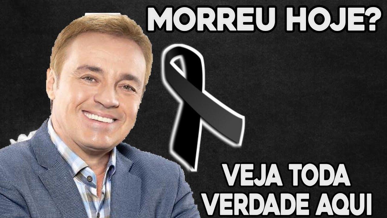 Gugu Liberato tem morte anunciada pelo próprio perfil da Record saiba a verdade aqui!