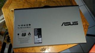 Unboxing Asus A455LF-WX049D Laptop