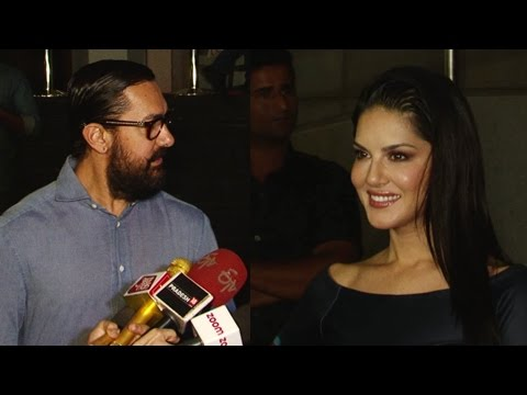 Dangal Screening | Sunny Leone Excited To...