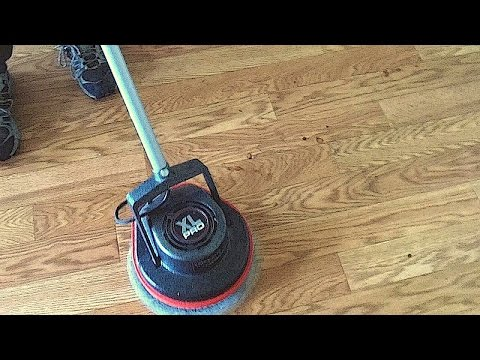 Easy DIY Carpet and Hard Floor Cleaning With Oreck Orbiter