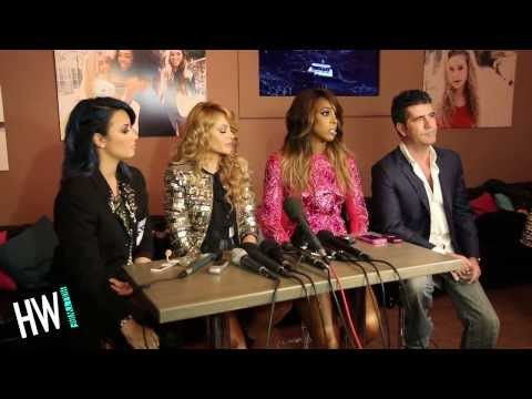 X Factor' Judges Announce Little Mix Return & Talk One Direction Success! Mp3