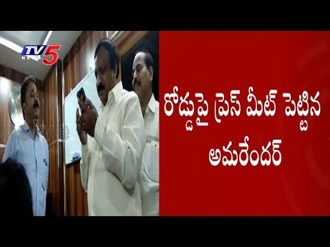 High Drama at Vijayawada Kapu Corporation Office | 9 PM Prime Time News | TV5 News