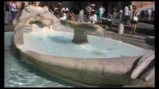 Fontana di Trevi e Piazza di Spagna (Italiano)