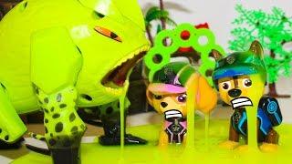 Мультики 🐕 Щенячий патруль новые серии РОККИ МОНСТР Развивающие мультики для детей Герои в масках