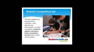 Robotics Competition With Standards-Focused Curriculum