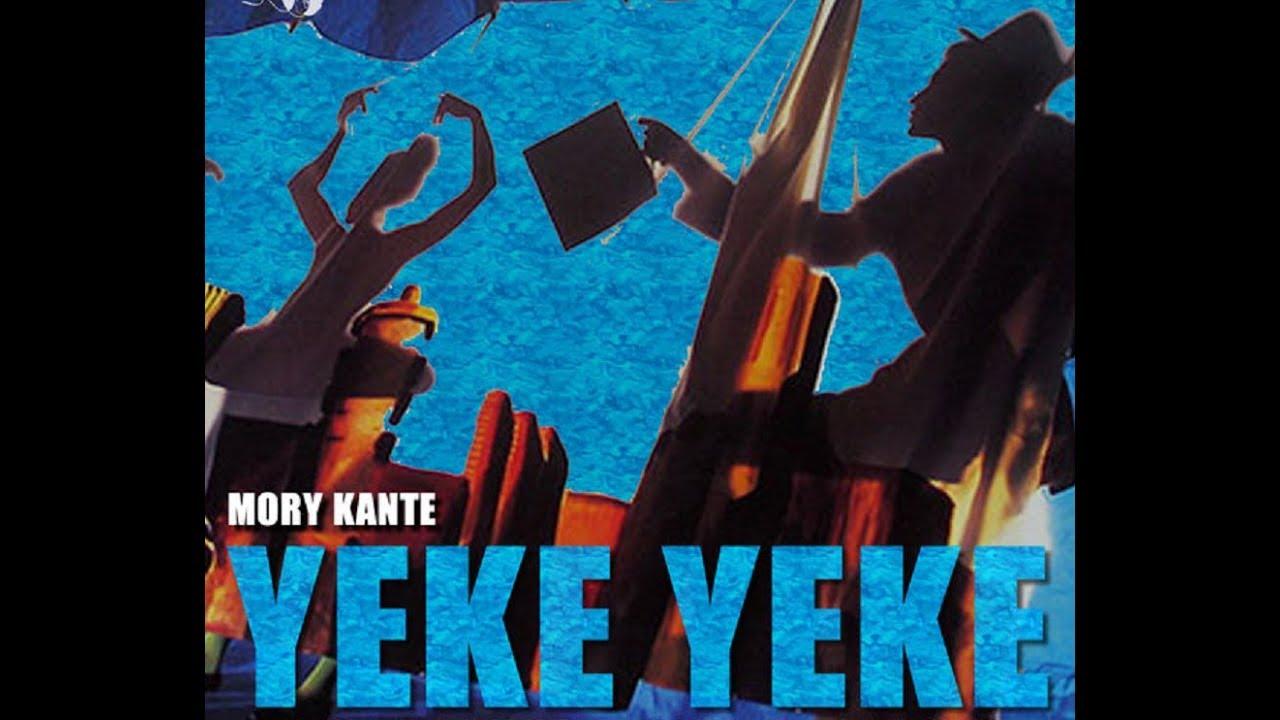 Mory Kante Yeke Yeke Youtube