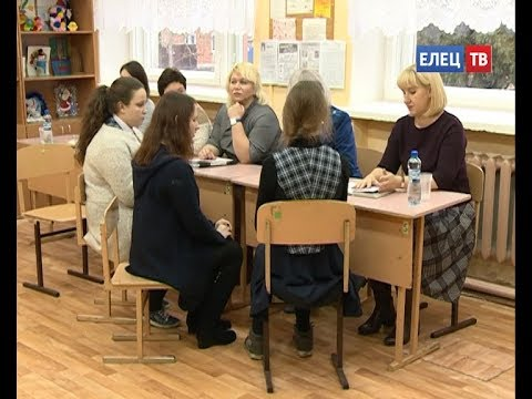 Школьникам о правах и обязанностях: в школе №17 работал мобильный консультационный пункт