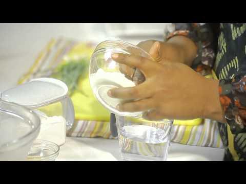 "CHEF EKAETE Prepares ""PAN CAKE & SOUTHERN FRIED CHICKEN"" in Chefrican on EbonyLifeTV"