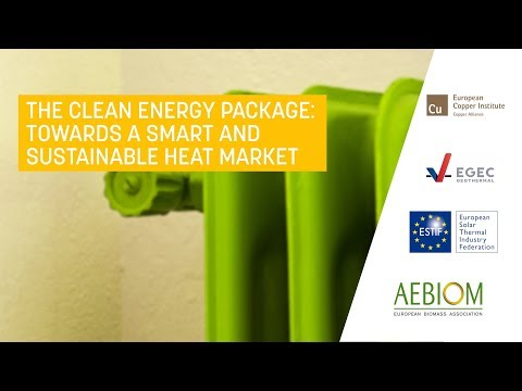 The clean energy package: towards a smart and sustainable heat market