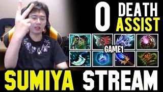 SUMIYA 0 Assist Death ft 9 Slotted Crazy Game   Sumiya Invoker Stream Moment #811