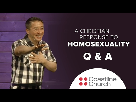A Christian Response to Homosexuality Q&A | Dr. Christopher Yuan