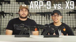 ARP-9 or X9? - Airsoft GI
