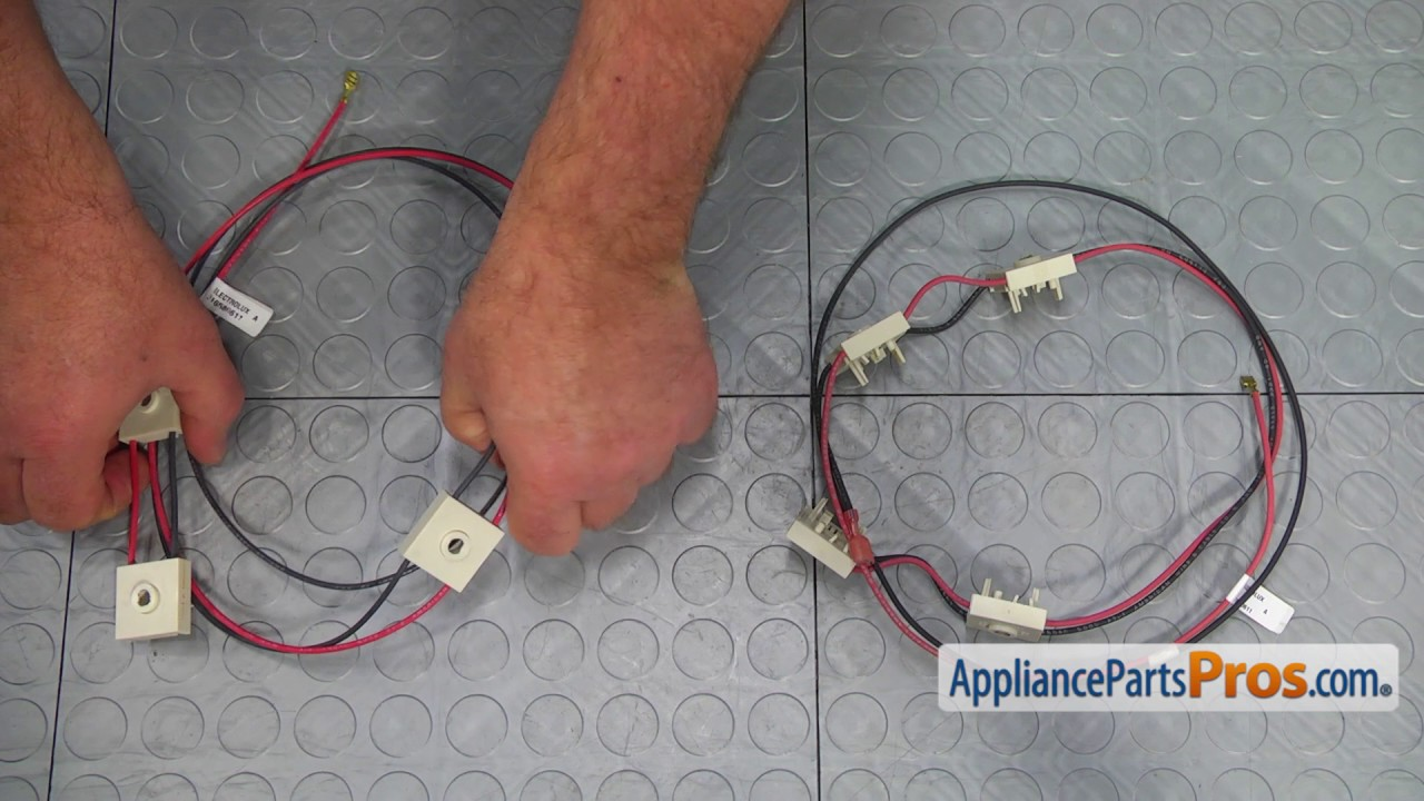 Range Igniter Switch Assembly (part #316580611)  How To