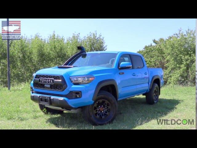 Toyota Tacoma TRD Pro: il pick-up midsize per il fuoristrada pesante