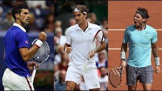 Biggest Match Points in Tennis History ● Federer Nadal Djokovic | HD