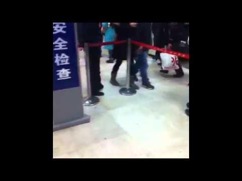Shanghai Metro Security