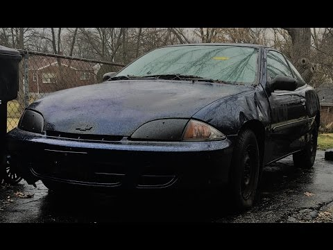 Sad Day For Our First Car/02 Chevy Cavalier Dash Removal