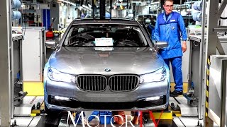 CAR FACTORY : BMW Production Plant Leipzig (Germany)