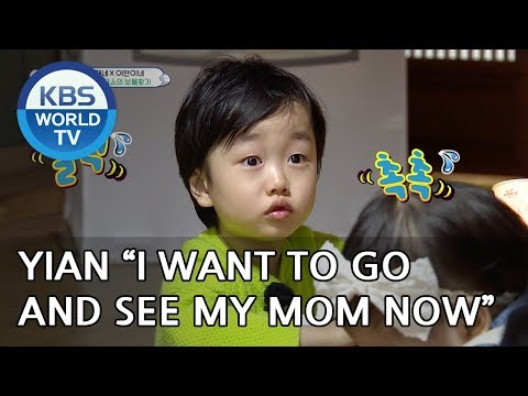 "Yian ""I Want To Go And See My Mom Now"" [The Return Of Superman/2019.04.14]"