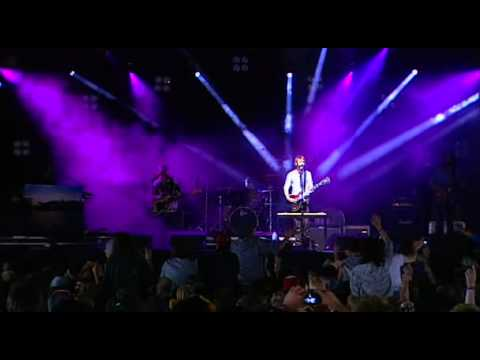 Band Of Horses - The Funeral Live at Reading Festival 2010