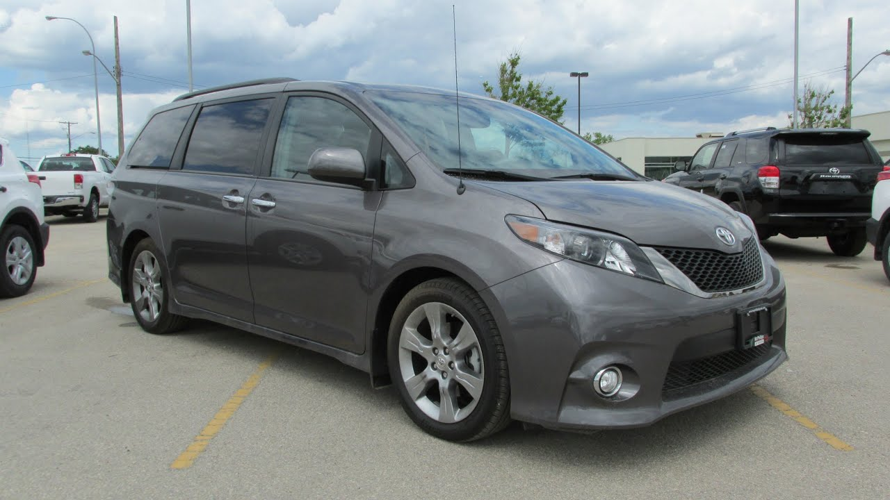 toyota sienna awd vs fwd is their really that much difference ar15 com. Black Bedroom Furniture Sets. Home Design Ideas