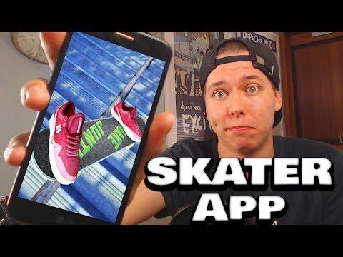 SKATER APP - Better Than True Skate?!