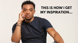 Jonathan Mcreynolds - Whęre my inspirations come from