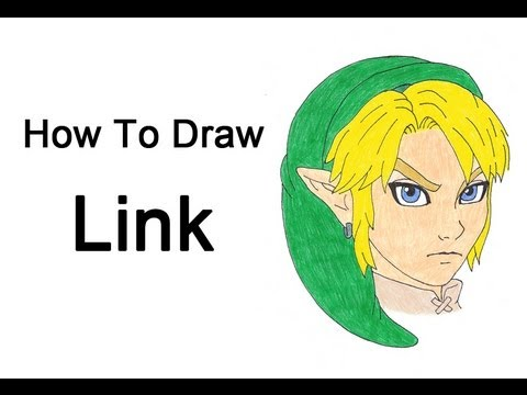 how-to-draw-link-(the-legend-of-zelda)