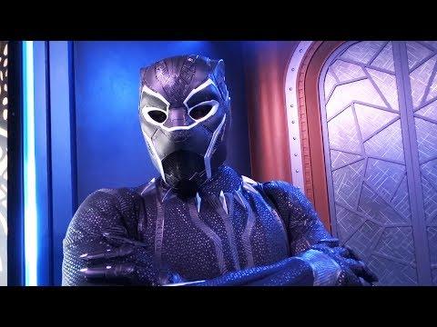 "NEW ""Black Panther"" character meet-and-greet at Disneyland Resort"
