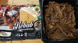 Mieso Kebab Z Biedronki Testy Jedzenia Z Marketow 15 Youtube