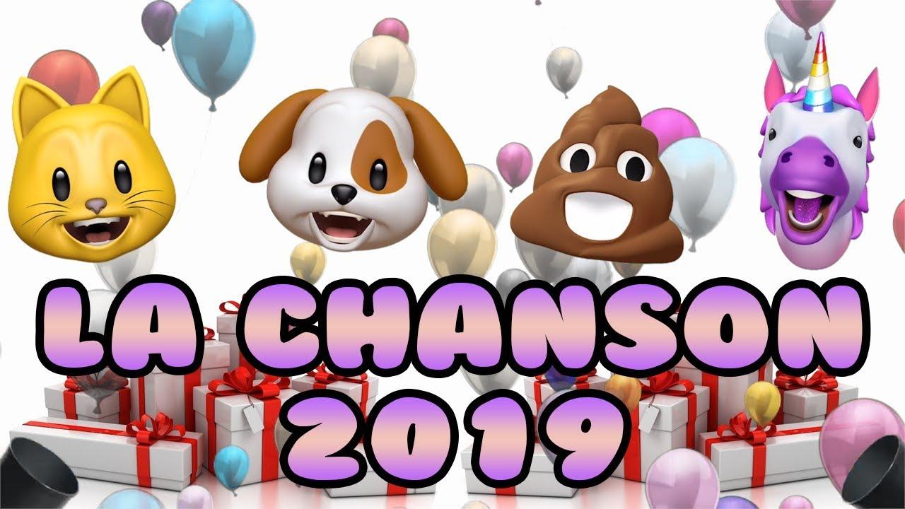Les Animojis Joyeux Anniversairehappy Birthday 2019