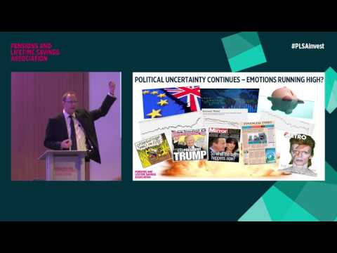 Trustee Behaviours and Biases: New Horizons Stream 1 at Investment Conference 2017