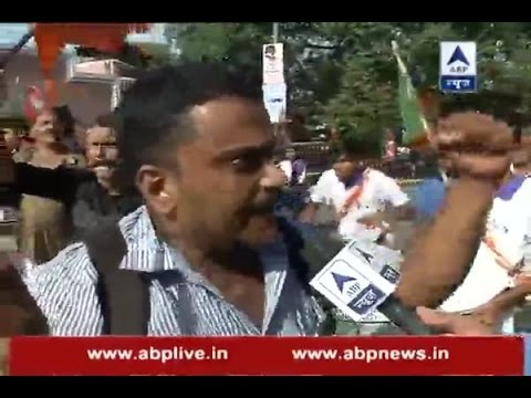 Bharat Mata Ki Jai, says really excited BJP supporter on PM Modi visiting Kozhikode