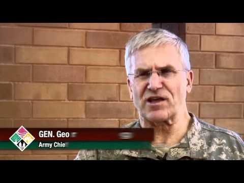 Army Chief of Staff Visits IMCOM
